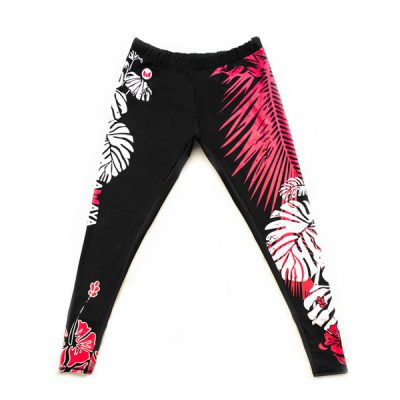 Fit Legging Awaya Passion Flower
