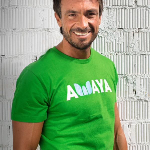 Awaya Tshirt Green
