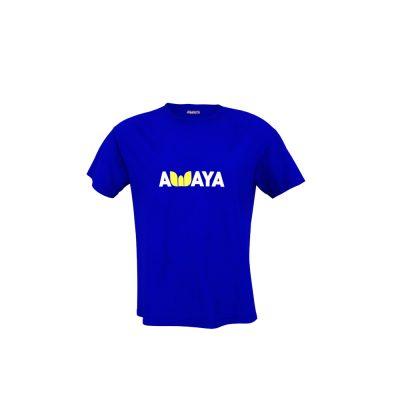 Tshirt KID AWAYA Eletric Blue