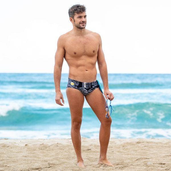 Swim Uomo TRUNK Wavess
