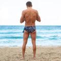 Trunk Swim back WAVES