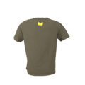 Tshirt Man Organic Cotton 145/gr. Comfort Fit