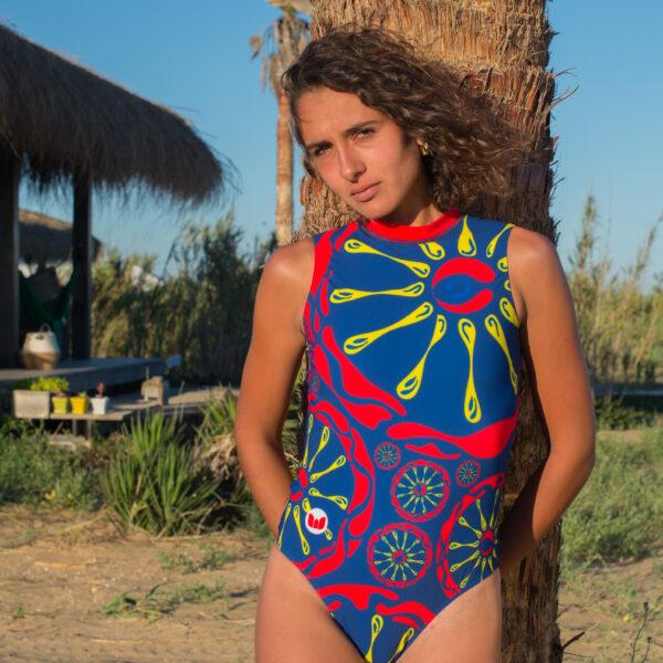 Bodysuit Carretto Sicily